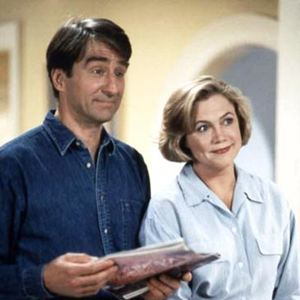Serial Mom : Bild Kathleen Turner, Sam Waterston