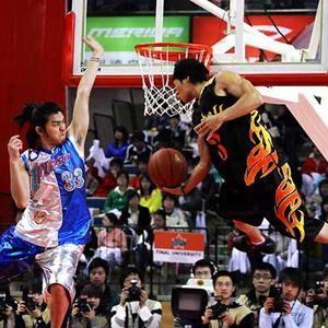 Shaolin Basketball Hero