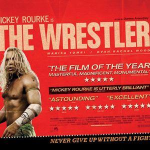 The Wrestler : Kinoposter Mickey Rourke