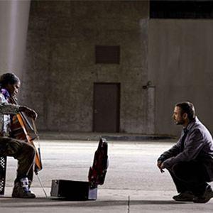 Der Solist : Bild Jamie Foxx, Robert Downey Jr.