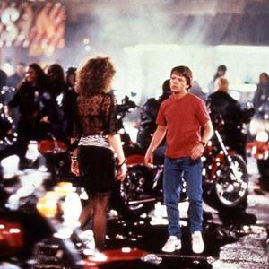 Zurück in die Zukunft II : Bild Michael J. Fox, Robert Zemeckis