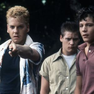 Stand By Me - Das Geheimnis eines Sommers : Bild Kiefer Sutherland, Rob Reiner