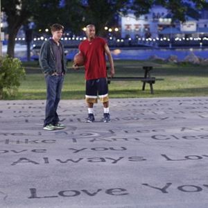 One Tree Hill : Bild Antwon Tanner, Lee Norris