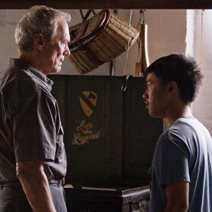 Gran Torino : Bild Bee Vang, Clint Eastwood