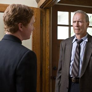 Gran Torino : Bild Christopher Carley, Clint Eastwood