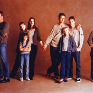 Bild Billy Campbell, Evan Rachel Wood, Jeffrey Nordling, Meredith Deane, Sela Ward