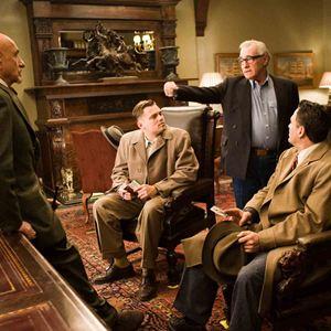Shutter Island : Bild Ben Kingsley, Leonardo DiCaprio, Mark Ruffalo, Martin Scorsese