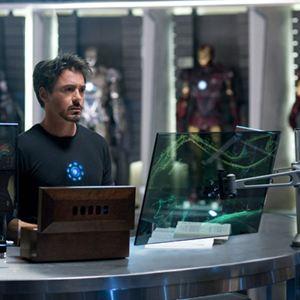 Iron Man 2 : Bild Robert Downey Jr.