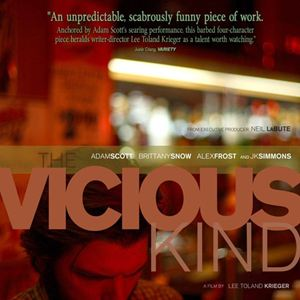The Vicious Kind : Kinoposter