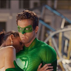 Green Lantern : Bild Blake Lively, Ryan Reynolds