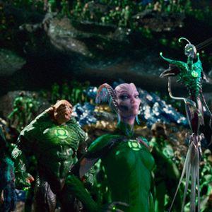 Green Lantern : Bild Michael Clarke Duncan