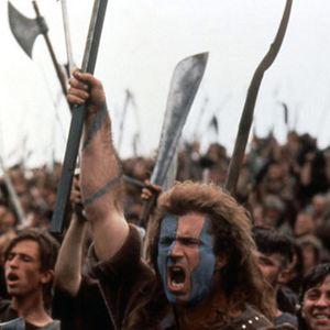 Braveheart : Bild Mel Gibson