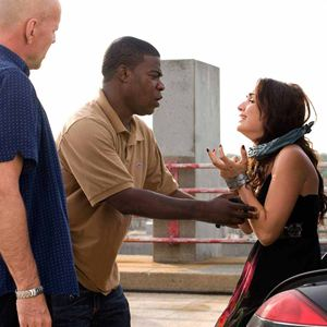 Cop Out - Geladen und entsichert : Bild Ana de la Reguera, Bruce Willis, Kevin Smith, Tracy Morgan