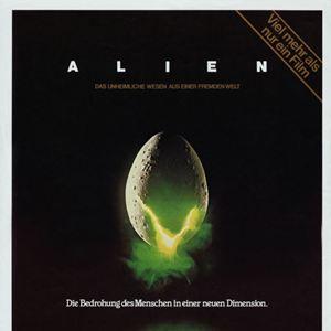 Alien - Das unheimliche Wesen aus einer fremden Welt : Kinoposter