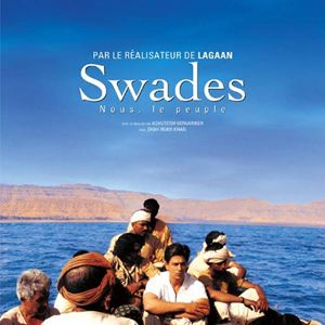 Swades - Heimat : Kinoposter