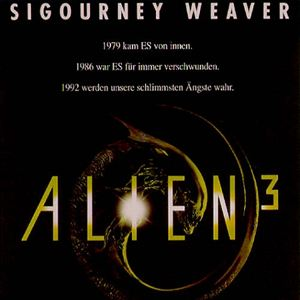 Alien 3 : Kinoposter