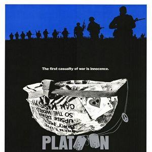 Platoon : Kinoposter