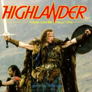 highlander es kann nur einen geben