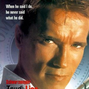 True Lies : Kinoposter