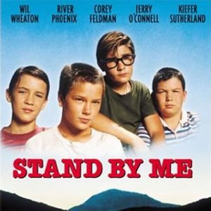Stand By Me - Das Geheimnis eines Sommers : Kinoposter