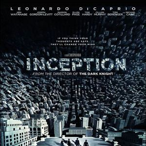 Inception : Kinoposter