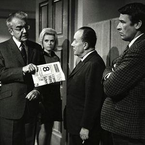 Der Kommissar - TV-Serie 1969 - FILMSTARTS.de