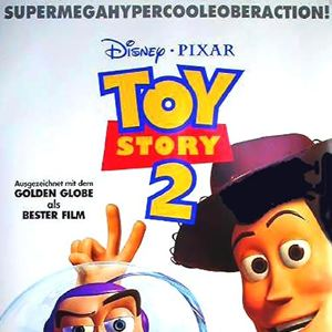 Toy Story 2 : Kinoposter