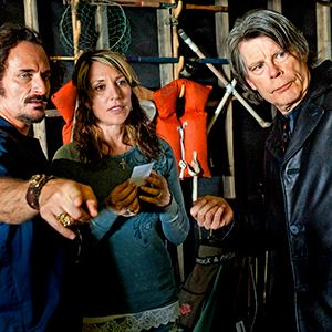 Sons Of Anarchy : Bild Katey Sagal, Kim Coates, Stephen King
