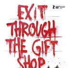 Banksy - Exit Through the Gift Shop : Kinoposter