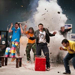 Jackass 3D : Bild Jeff Tremaine, Johnny Knoxville
