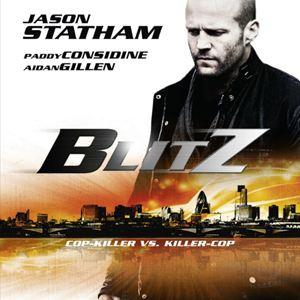 Blitz - Cop-Killer vs. Killer-Cop : Kinoposter