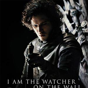 Game Of Thrones : Kinoposter Kit Harington