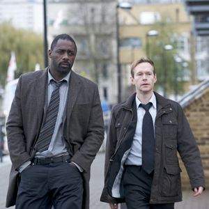 Bild Idris Elba, Steven Mackintosh