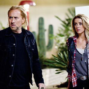 Drive Angry : Bild Amber Heard, Nicolas Cage, Patrick Lussier
