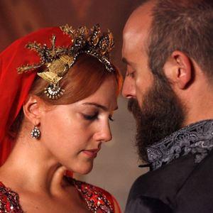 Bild Halit Ergenç, Meryem Uzerli