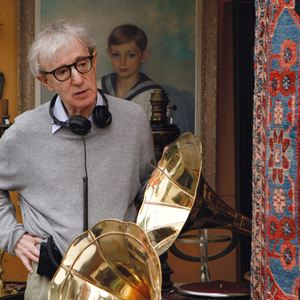 Midnight In Paris : Bild Woody Allen