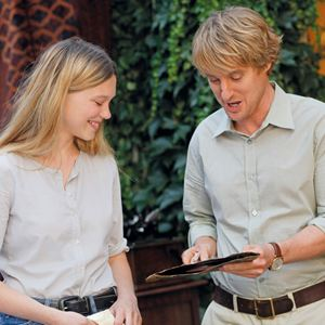 Midnight In Paris : Bild Léa Seydoux, Owen Wilson