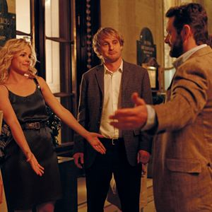 Midnight In Paris : Bild Michael Sheen, Nina Arianda, Owen Wilson, Rachel McAdams
