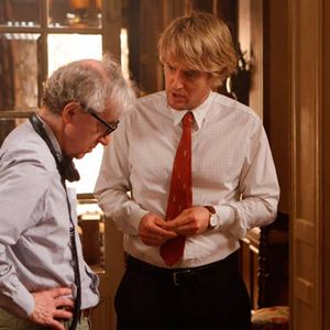 Midnight In Paris : Bild Owen Wilson, Woody Allen