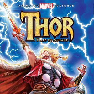 Thor - Tales of Asgard : Kinoposter