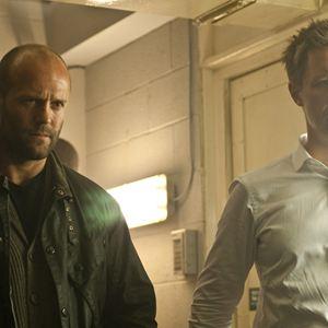 Blitz - Cop-Killer vs. Killer-Cop : Bild Elliott Lester, Jason Statham, Paddy Considine