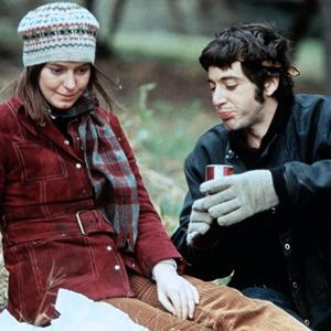 Panik im Needle Park : Bild Al Pacino, Jerry Schatzberg, Kitty Winn