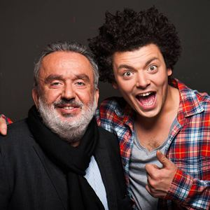 Bild Dominique Farrugia, Kev Adams