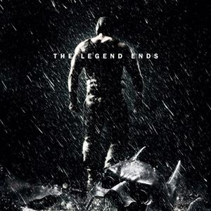 The Dark Knight Rises : Kinoposter