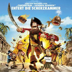 Die Piraten - Ein Haufen merkwürdiger Typen : Kinoposter