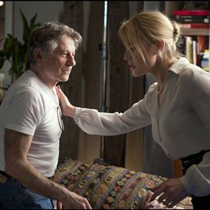 Der Gott des Gemetzels : Bild Kate Winslet, Roman Polanski