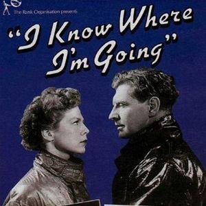 Ich weiß, wohin ich gehe : Kinoposter