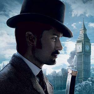 Sherlock Holmes 2: Spiel im Schatten : Kinoposter