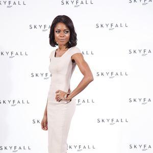 James Bond 007 - Skyfall : Vignette (magazine) Naomie Harris
