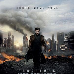 Star Trek Into Darkness : Kinoposter